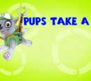 Pups Take a Dive (all parts together)