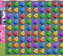 Levels with special candy orders