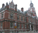 Croydon Central Library