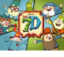 The 7D songs