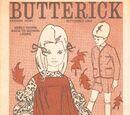 Butterick Fashion News September 1966