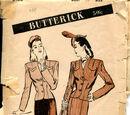 Butterick 3156 A