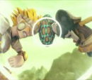 Sen-Kuns vs Tänpo (segundo combate)