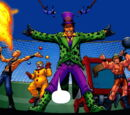 Circus of Crime (Earth-20051)/Gallery