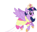 Princess Twilight sparkle/russgamemaster