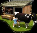 Загон для молочного скота «Доить-не передоить»