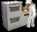 Промышленная печь «Делу время»