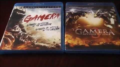 GAMERA - Blu-ray Monster Trilogy Set-0