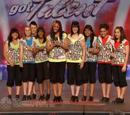 Season 3 Dance Groups