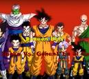 Dragon Ball: ¡Goku vs. Gohan! En él torneo