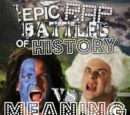 George Washington vs William Wallace/Rap Meanings