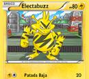 Electabuzz (Fronteras Cruzadas TCG)