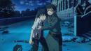 Rin y Yukio tras destruir la puerta.png