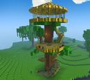 Small Yellow Tree