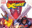 Deadpool vs. X-Force Vol 1 1