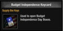 Budget independence keycard.png