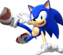 Sonic Fighting
