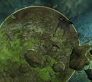 Planet nach Sektor