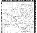 Tormenta de Espadas-Mapa El Sur