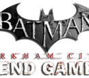 Arkham City: End Game