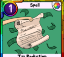 Tax Reduction