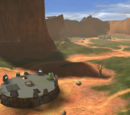 Base de Blood Gulch