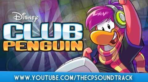 Club Penguin Music OST Soundtrack Best Day Ever by Cadence ft. Penguin Band FULL AUDIO - EN
