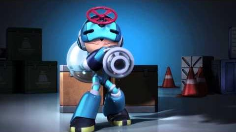 """""""Mighty No.9 The Animated Series"""" Official Teaser"""