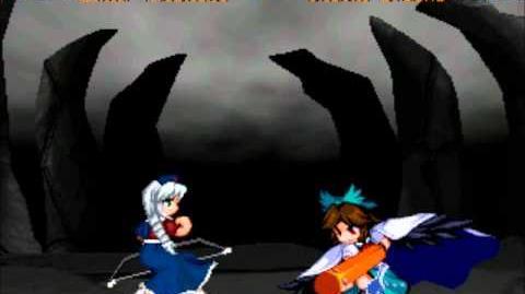 Utsuho Reiuji/RicePigeon's first version