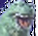 Emoticon - Alien Godzilla-like Creature.png