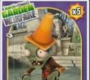 Conehead Zombie
