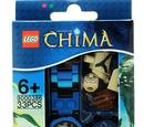 5002209 LEGO Legends of Chima Lennox Kid's Minifigure Watch