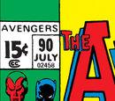 Avengers Vol 1 90