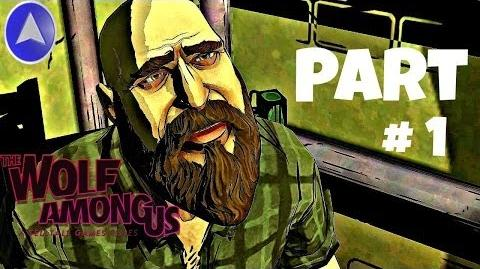 Let's Play The Wolf Among Us Episode 2 - Part 1 (Bluebeard Interrogating the Woodsman)