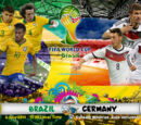 Brazil v Germany (Brazil 2014)