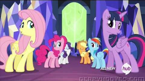 My Little Pony Friendship is Magic - 'Let the Rainbow Remind You' Song