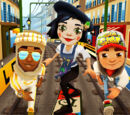 Subway Surfers World Tour: Paris 2014
