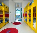 Penicullus Dorm Rooms