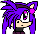 Raven The Hedgehog