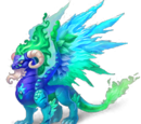 Coldfire Dragon