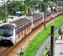 港鐵中期翻新列車