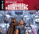 VALIANT COMICS: Archer & Armstrong