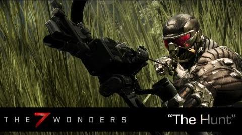 "Crysis 3 ""The Hunt"" 7 Wonders of Crysis 3 - Episode 2"