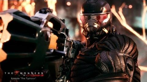 "Crysis 3 7 Wonders Episode 4 ""Typhoon"""