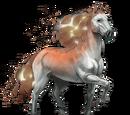 Myyttiset hevoset