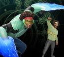 MARVEL COMICS: Big Hero 6 bio Wasabi No Ginger