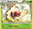 Butterfree (Flashfire 3)