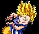 Saga: super sayajin