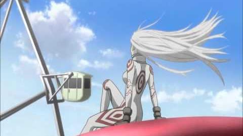 "Deadman Wonderland - ""Woodpecker"" - Shiro"