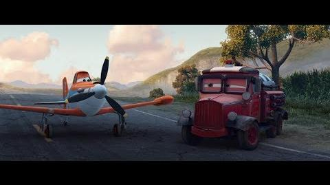 """Still I Fly"" Clip - Planes Fire & Rescue"